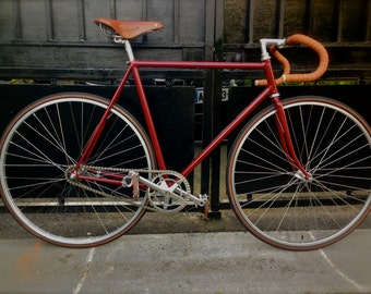 Bicycle bike singlespeed fixie Melchior - sold.