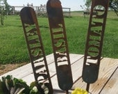 Set of 12 Vertical Garden Markers, INCLUDES SHIPPING!