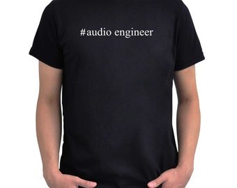 Hashtag Audio Engineer  T-Shirt