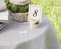 Table Number Holders - Rustic Name Card Holders - Birch Branch Table Number Holders - Woodland Outdoor Natural Wedding Eco Friendly Decor