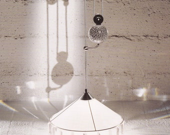 Andree Putman Suspension Pampilles for Baccarat