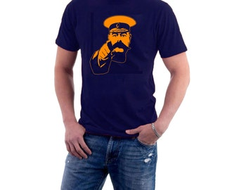 WWI War Poster T-shirt. Lord Kitchener Wants You Hipster Tee. British Army Recruitment.