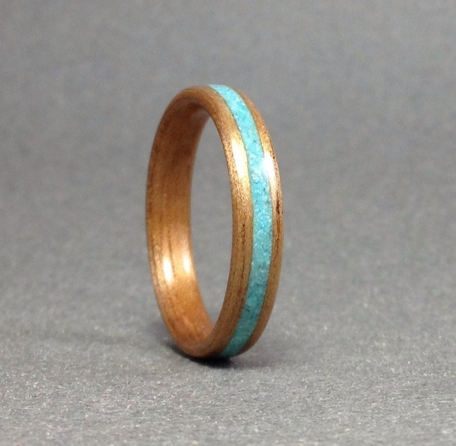Koa Wood Rings Etsy