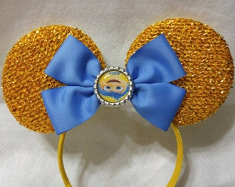 Inside out Joy Minnie Ears