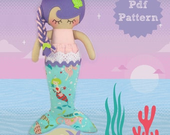 Mermaid Upgrade 'ADD-ON' E-Pattern