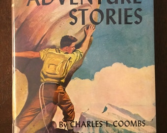 Teen-Age Adventure Stories, vintage children's book