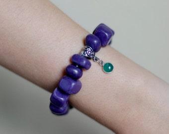 Molly Weasley Inspired Bracelet