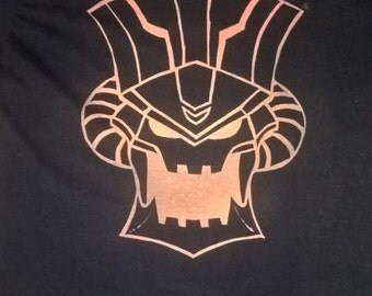Battlecast Prime Cho'gath League of Legends Bleached Shirt