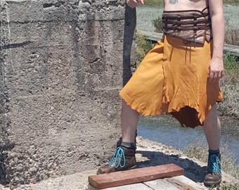 Deerskin skirt