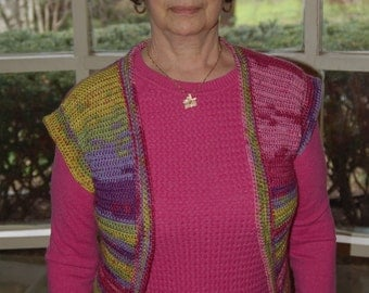 Bright Stripes Vest
