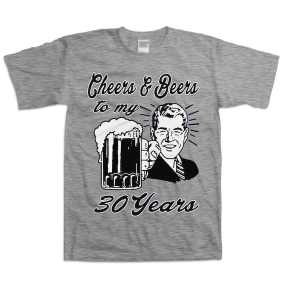 Dirty Thirty Fun Guys 30th Birthday Gift I Ll Need: Retro Man 30th Birthday Shirt Gift For Thirty 30 Year Old