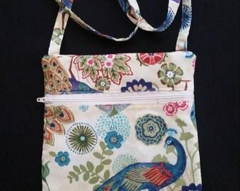 Handmade Zipper Runaround Bag