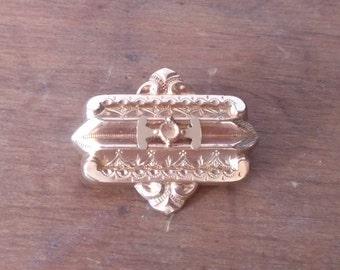 Antique Victorian Pin Brooch circa 1870s-1890s