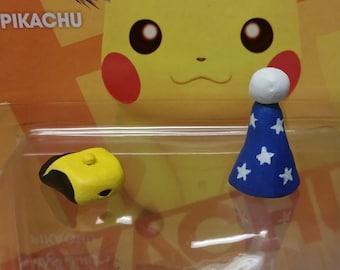 Custom Amiibo Pikachu Hats