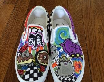Customized Vans®