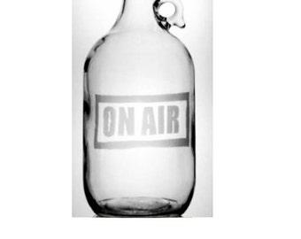 On Air Ham Radio Growler 64oz