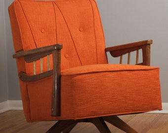 PRICE REDUCED!!__TONIO-60s Rocking Chair