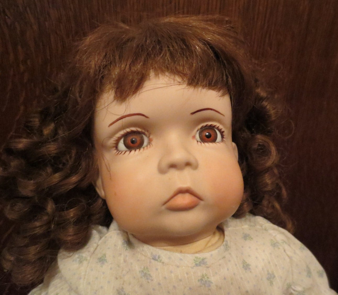 Dolls With Big Heads Big Porcelain Baby Doll 20