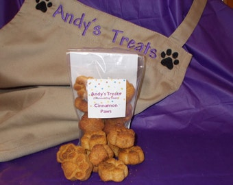 Gourmet Dog Treats - Cinnamon Paws