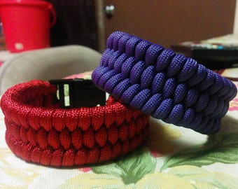 paracord wallet chain instructions