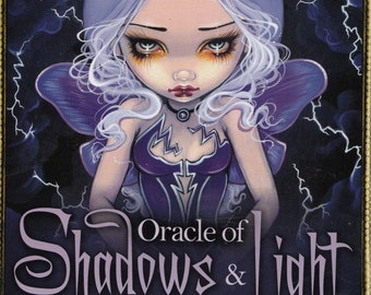 1 emailed Oracle of Shadows and Light reading