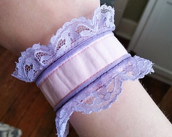 Sweet Lolita Fairy Kei Wrist Cuff