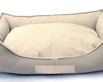 Dog Bed Kangoo/Canvas cotton