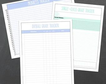 Grade Tracker Pack