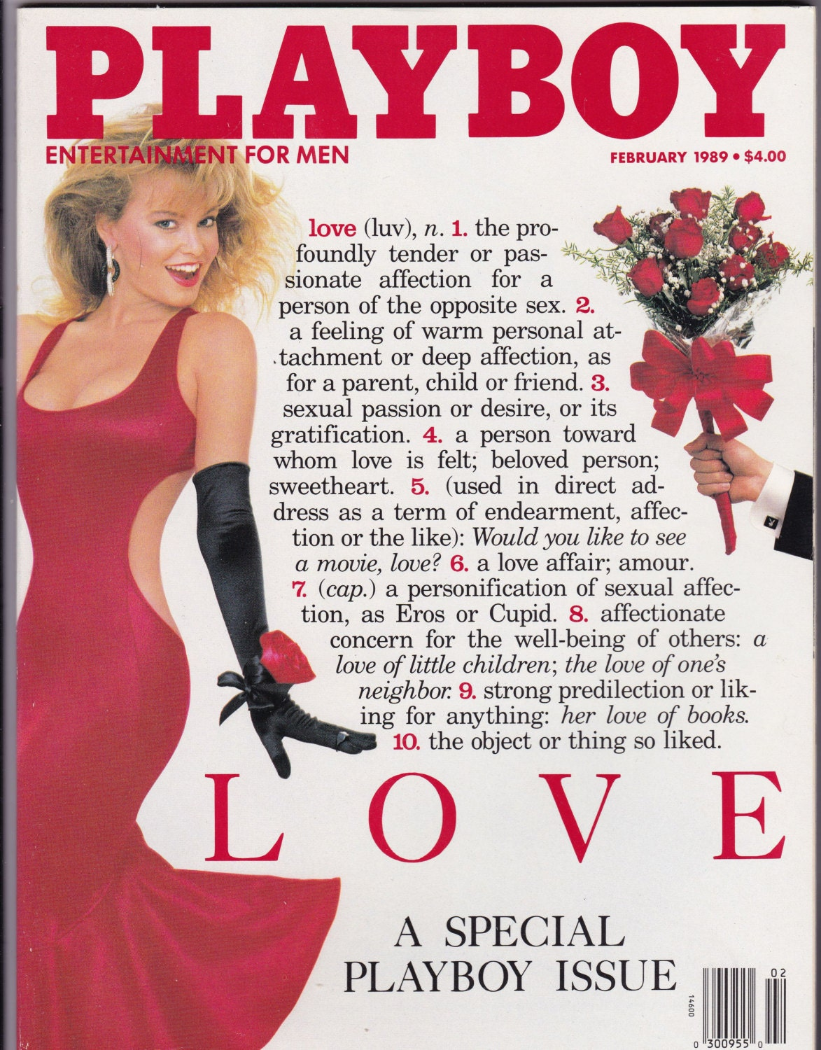 Playboy Magazine Special Edition ~ Playboy's Holiday Album 1971 Softcover