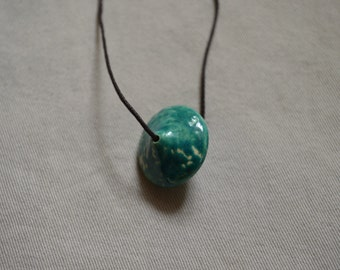 Geometric Ceramic Bead