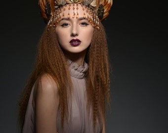 Ostara Pheasant Headdress