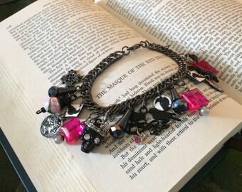 Poe Noir Charm Bracelet