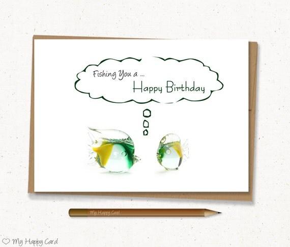 Birthday Card Printable 4X6 Digital File