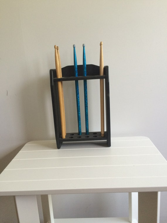 drum stick holder by situatechaircompany on etsy. Black Bedroom Furniture Sets. Home Design Ideas