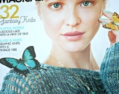 Knitting Patterns Vogue Knitting Magazine Spring/Summer 2013 Women Paper Original NOT a PDF