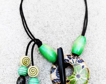 Natural Hairtie, Hairtie, Headband, Natural Hair Accessories, Ponytail holder, Island Spirit Natural Hair Tie Headband