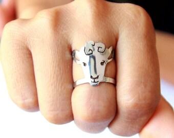 SHEEP Ring (free shipping)