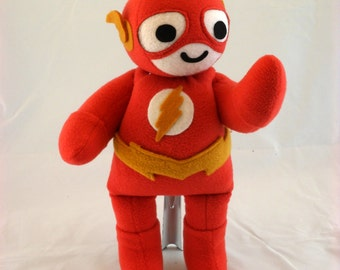 Cuddly Plush Speedster