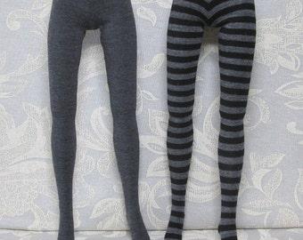 "STRAIGHTFORWARD SEWING Pattern SSP-019: ""Pick 'n' Mix"" - Tights, stockings, socks, for Ellowyne Wilde & friends"