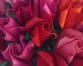 Origami flowers- romantic roses