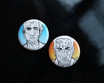 "Mad Max ""Melty Max"" Pins"