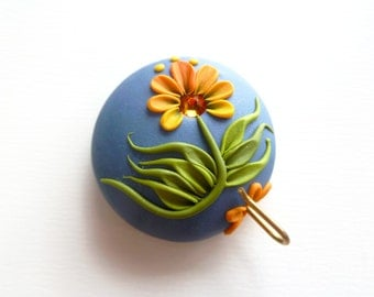 Portuguese Knitting Pin, Magnetic Portuguese Knitting Pin, Knitting Hook