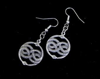 AURYN Earrings in Solid Sterling Silver AURYN Neverending Story AURYN Jewelry 233