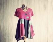 Boho And Goth Women's Plus Size Clothing Chic Boho Clothing Layered