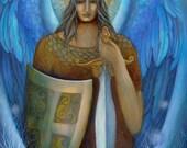 Archangel Michael by Amanda Clark.