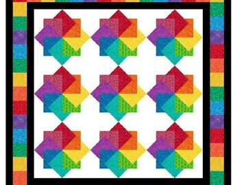 Paint Samples quilt pattern