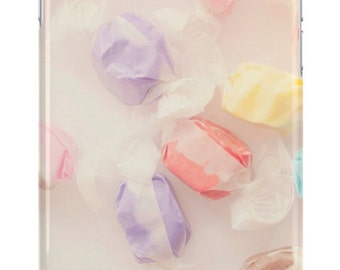 iPhone Case Saltwater Taffy Sweet Pastel Candy Girly Pretty Pink Purple Dreamy