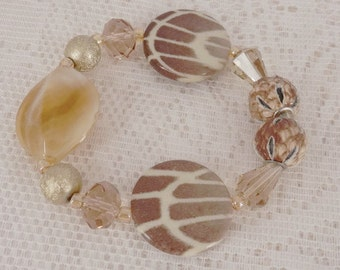 Animal Theme Stretch Bracelet