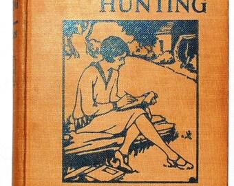Ruth Fielding Treasure Hunting 1923