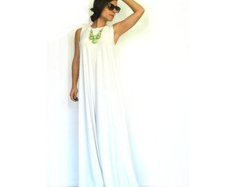 Women Kaftan Maxi Dress- Long Summer Kaftan Dress